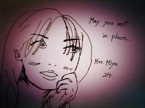 Miyu Uehara testament